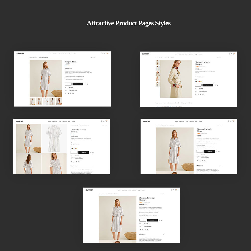 theme - Mode & Schoenen - Leo Curator Fashion & Clothing Store - 3