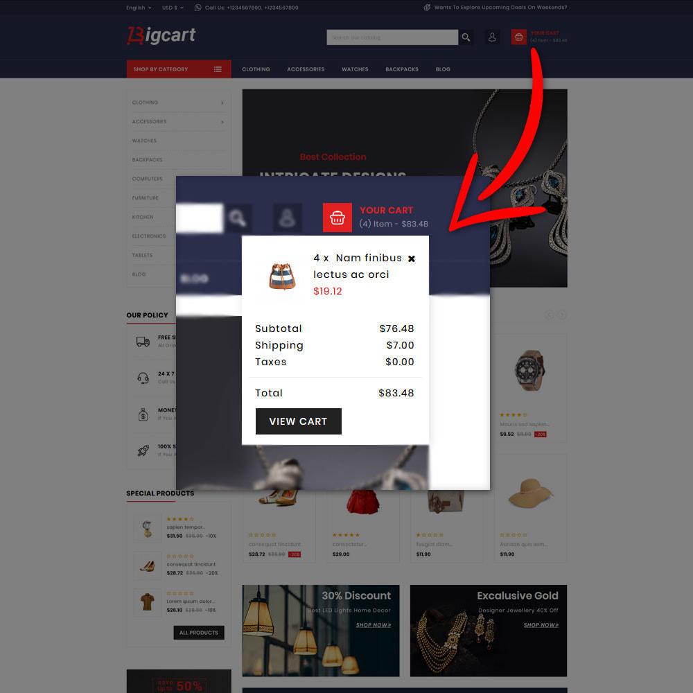 theme - Moda y Calzado - Bigcart Fashion Store - 5