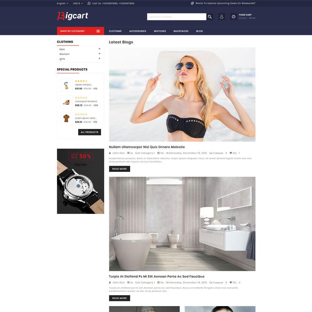 theme - Moda y Calzado - Bigcart Fashion Store - 8