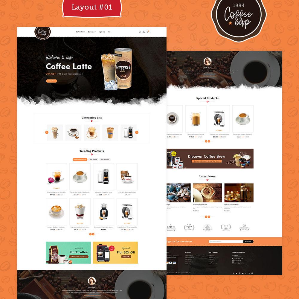 theme - Boissons & Tabac - Coffee Cup - Sweet & Drinks - 2