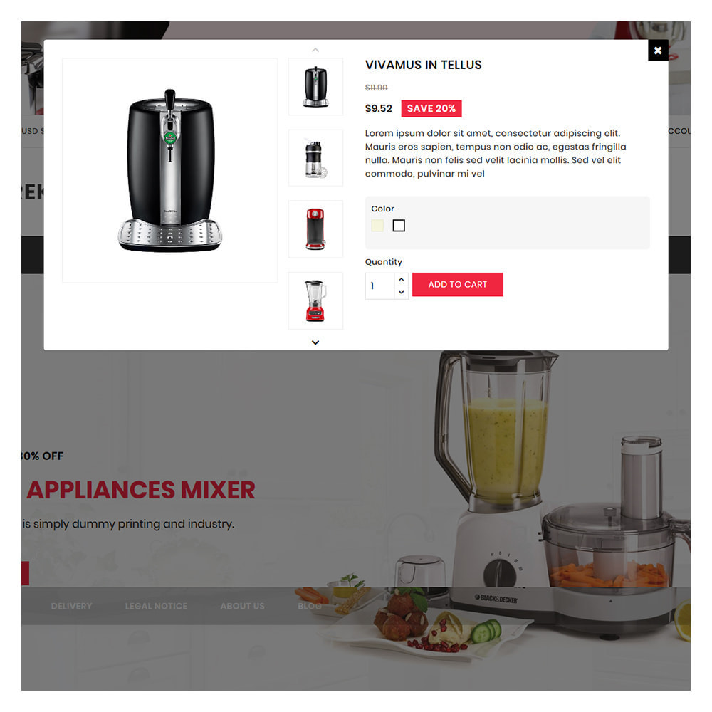 theme - Eletrônicos & High Tech - Eureka Home Appliances Shop - 9