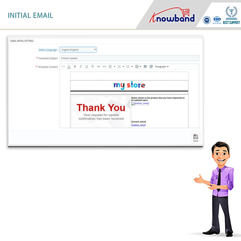 module - E-mails y Notificaciones - Knowband - Notificación De Nuevo En Inventario - 4