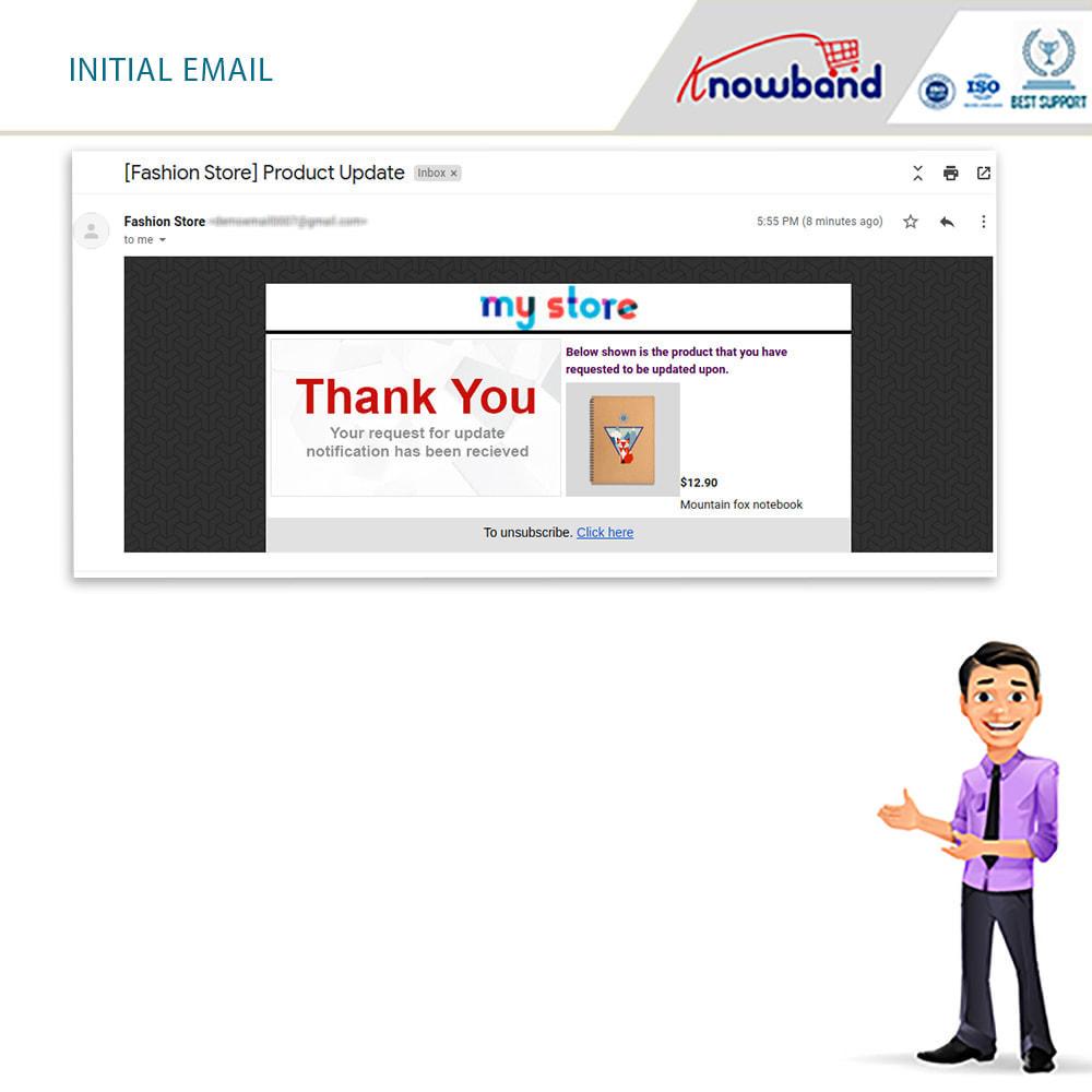 module - E-mails y Notificaciones - Knowband - Notificación De Nuevo En Inventario - 8