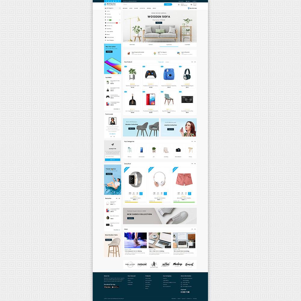 theme - Elettronica & High Tech - MultiPluse - Unique Super Multi Store - 3