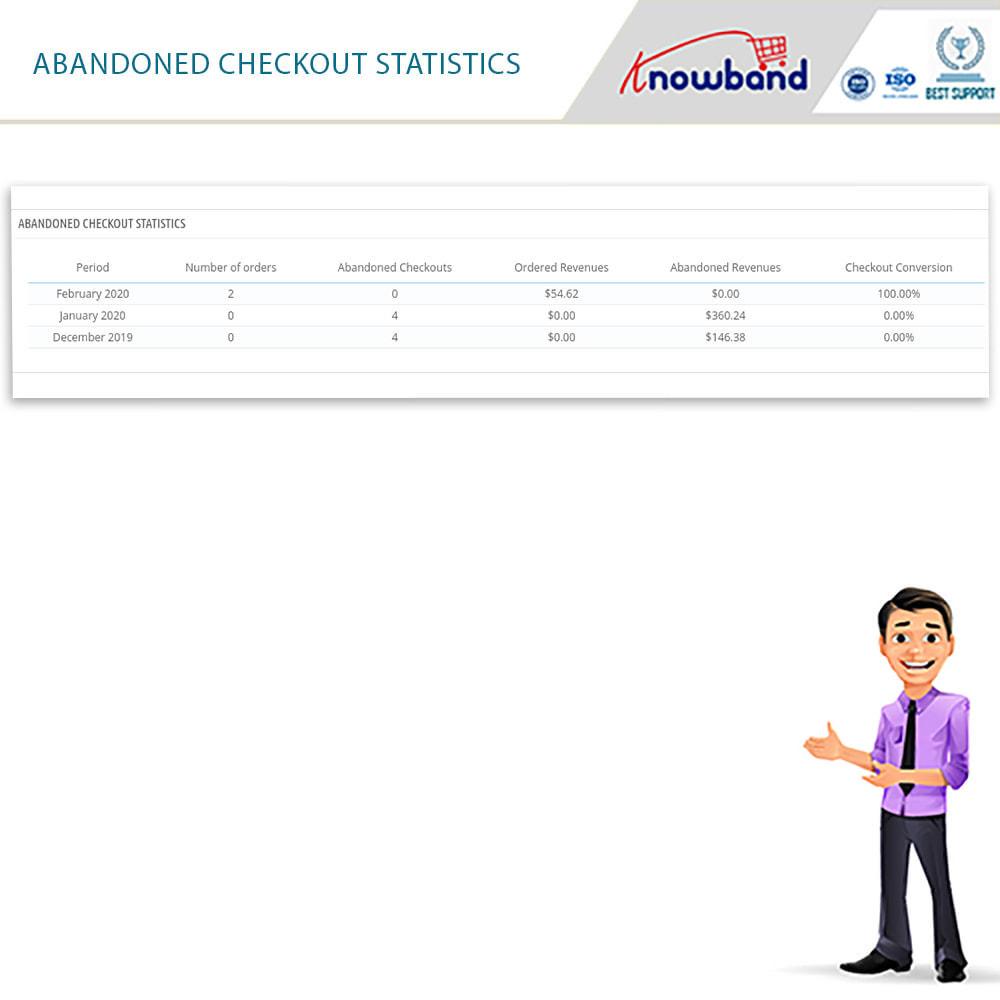 module - Proceso rápido de compra - One Page Checkout, Social Login & Mailchimp - 21