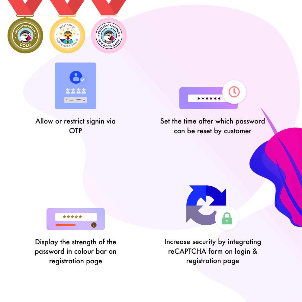module - Segurança & Acesso - Enhance Login Security|OTP Login,Stop Bruteforce Attack - 2