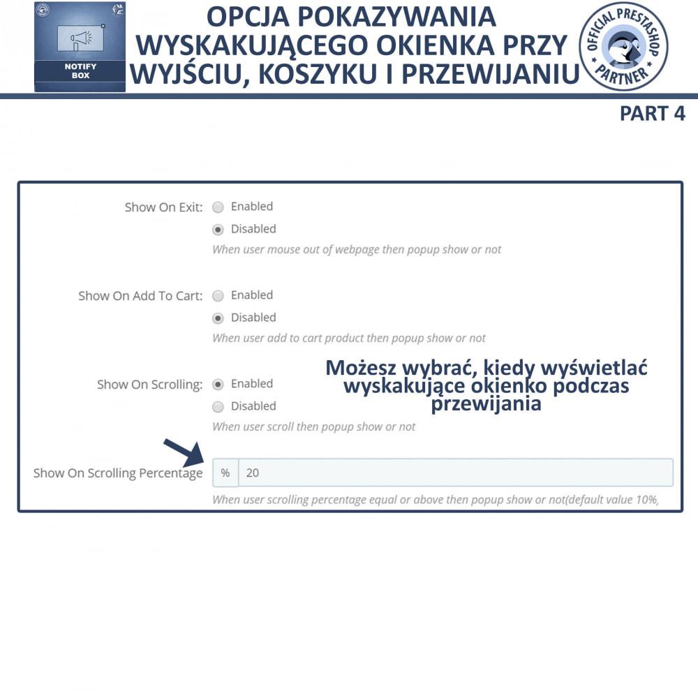 module - Pop-up - Pop-Up Promocja i Powiadomienia - 15