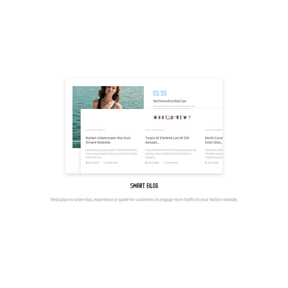 theme - Moda & Calçados - Leo Swimwear Fashion Store - 5