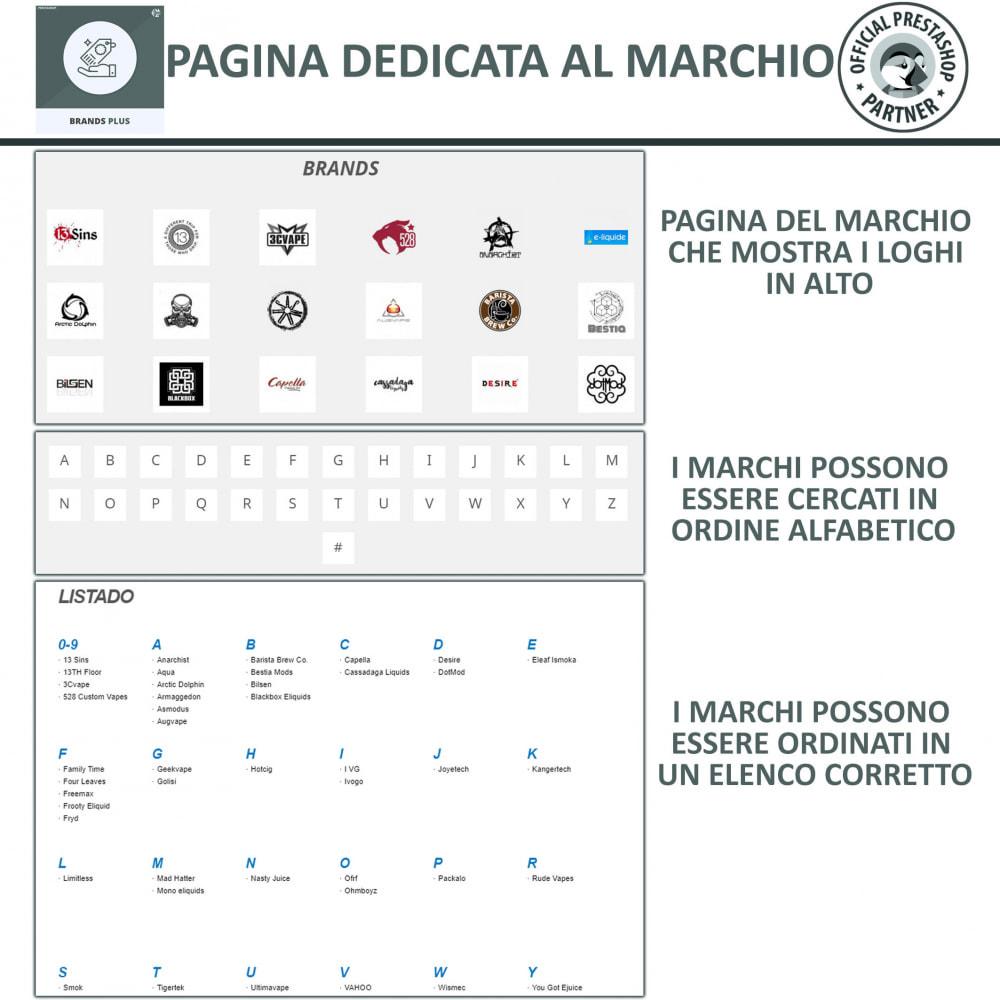 module - Marche & Produttori - Brands Plus - Marche e Carosello dei Produttori - 6