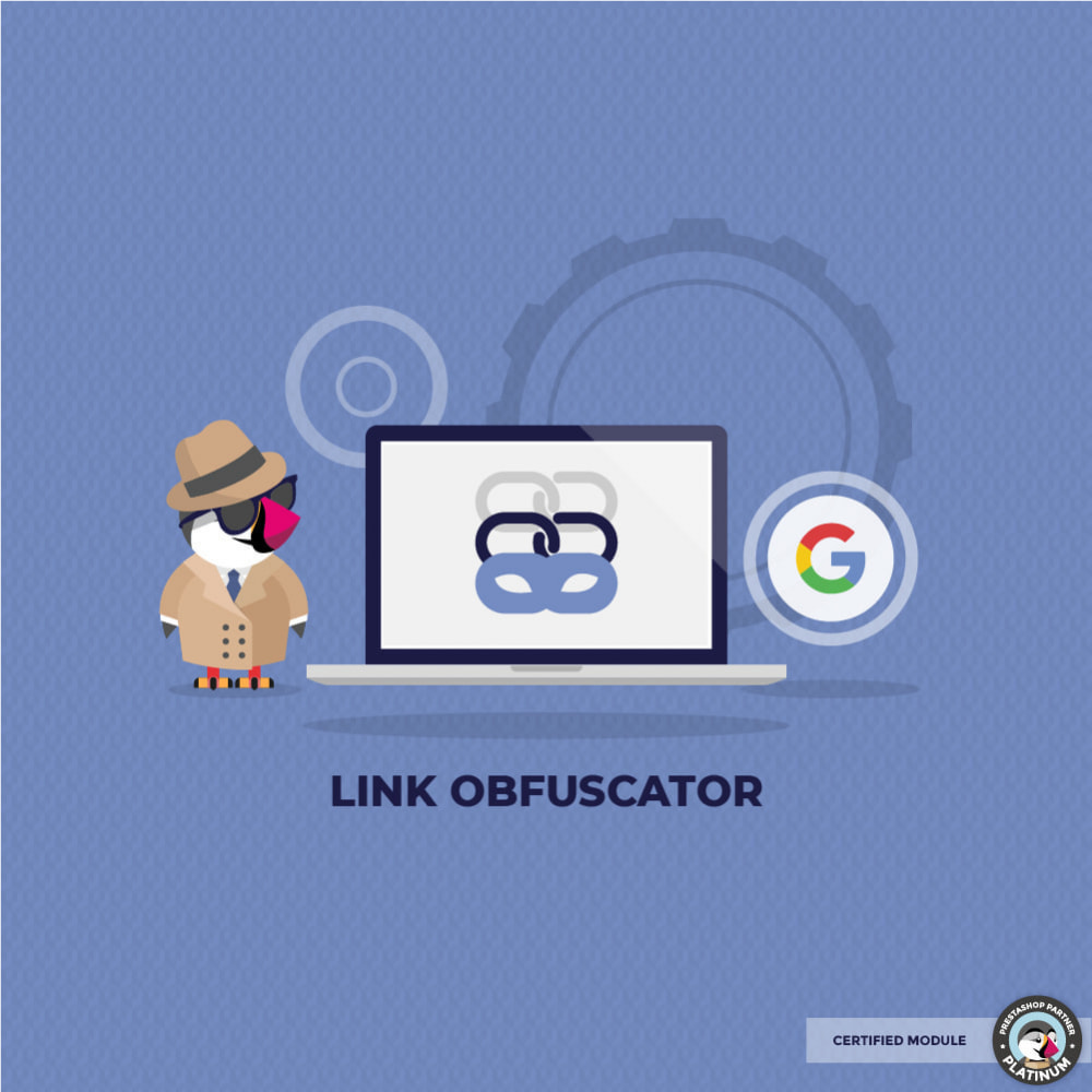 module - URL & Redirects - Link Obfuscator - 1