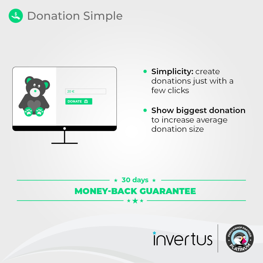 module - Other Payment Methods - Donations Simple - 2
