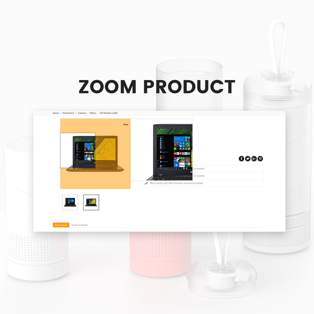 theme - Elektronik & High Tech - Digitel Tech – The Electronic Shop - 6