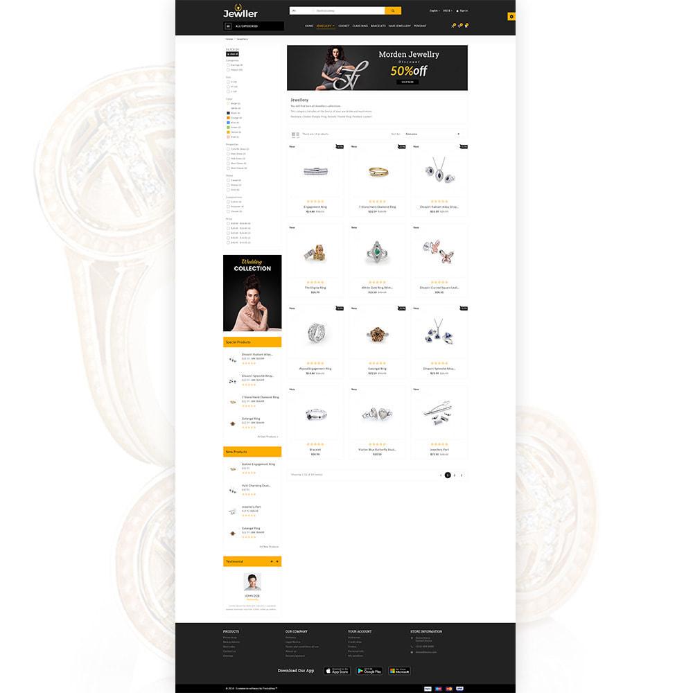 theme - Ювелирные изделия и Аксессуары - Jewller – Jewelers  Super Store - 3