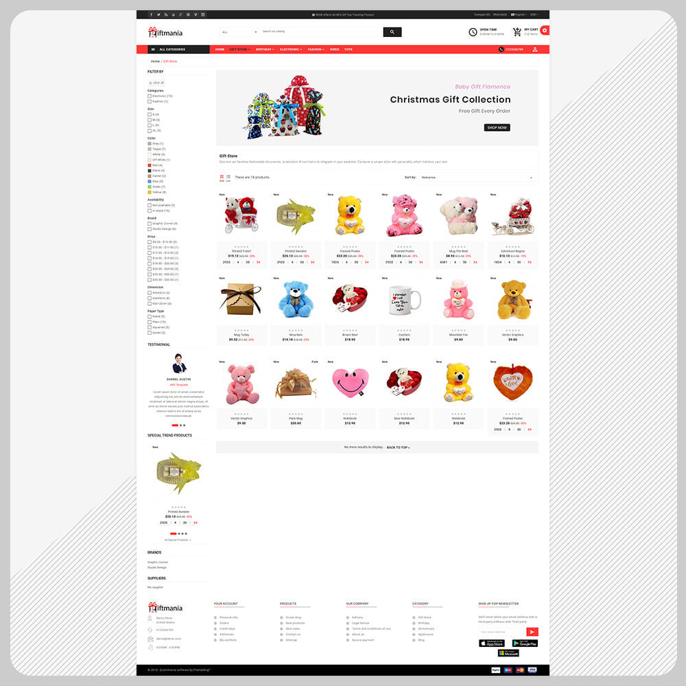 theme - Gifts, Flowers & Celebrations - Best Gifts Shop – The Gift Big Mall - 3