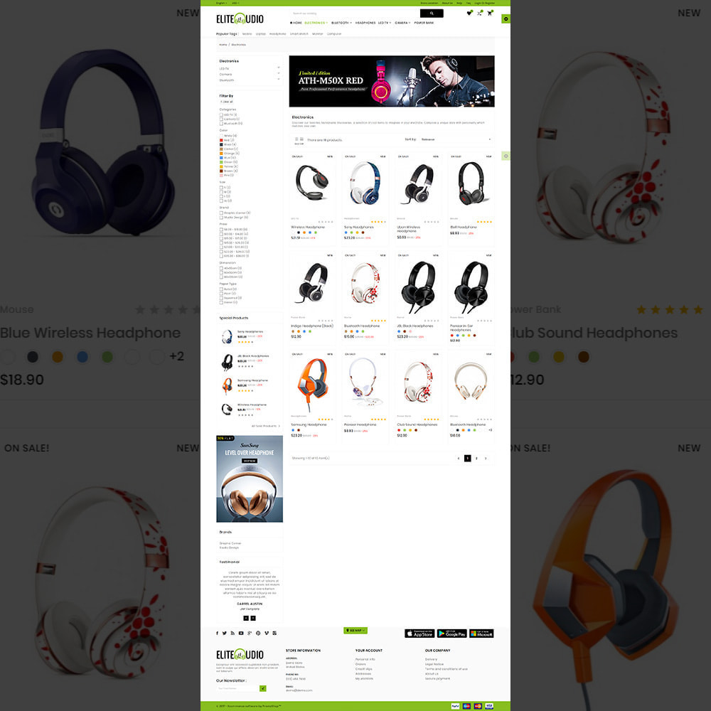 theme - Electronics & Computers - Elite Audio – The Electronic Store - 3