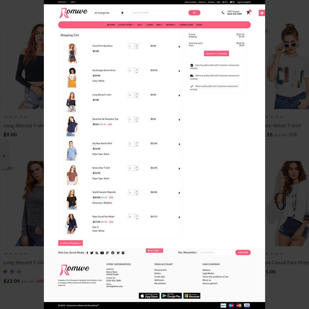 theme - Moda & Obuwie - Omwe–Fashion  Mega Shop - 5