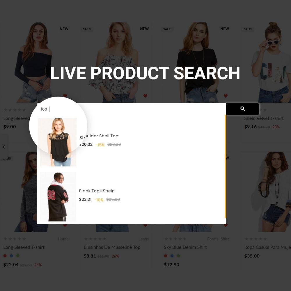 theme - Moda & Obuwie - Omwe–Fashion  Mega Shop - 8