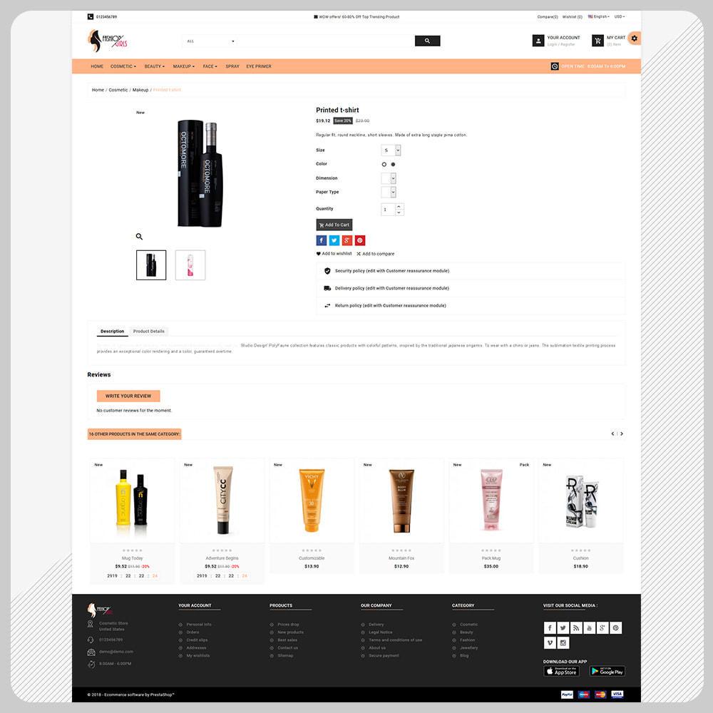 theme - Zdrowie & Uroda - Best Cosmetic– Thai Fash Cosmetic Store - 4