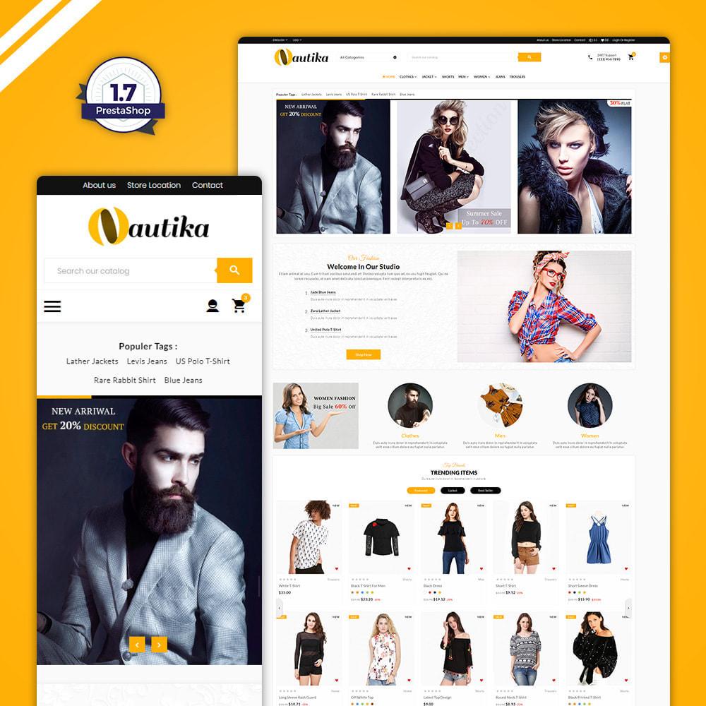 theme - Moda & Obuwie - Style Vautika Fashion Mega Shop - 1