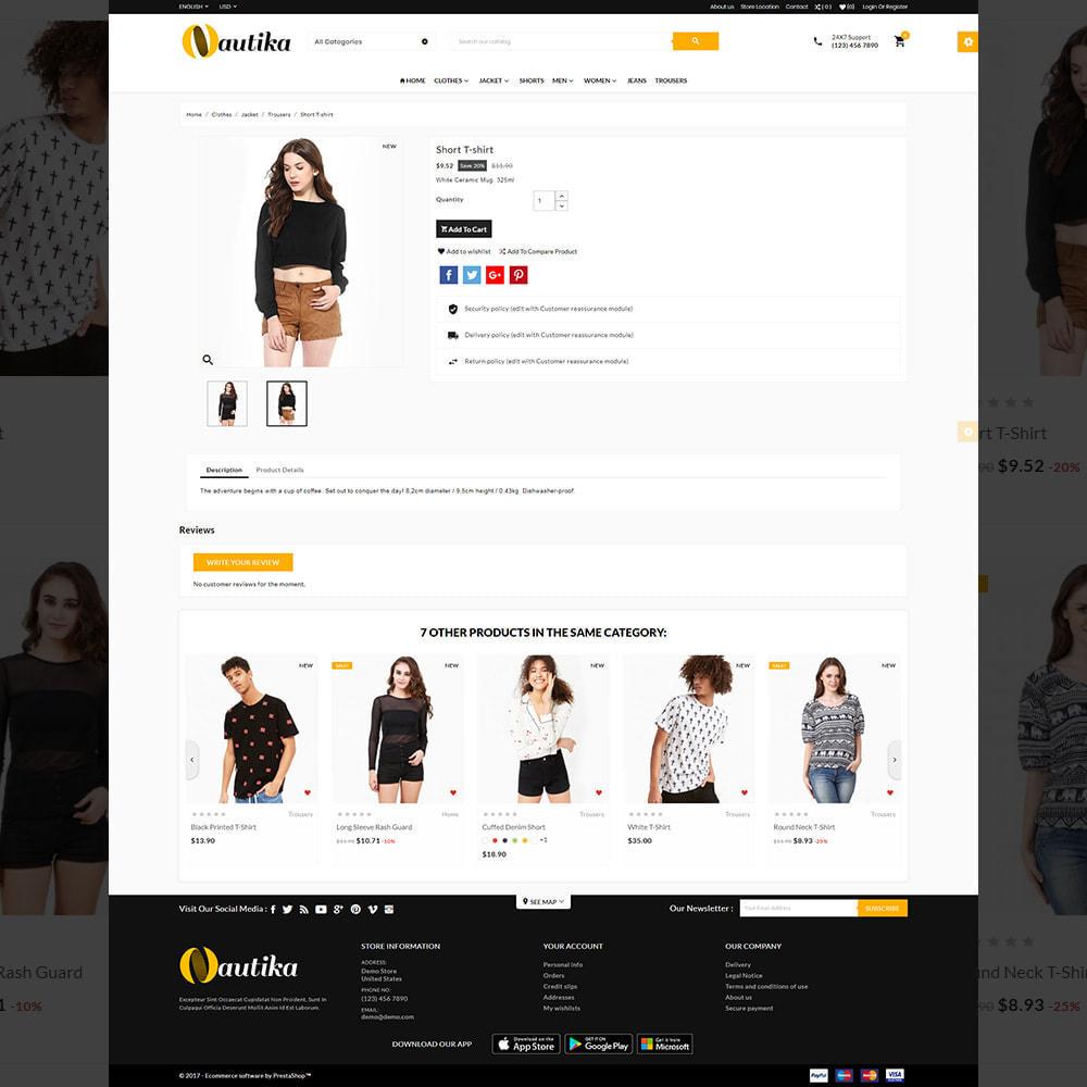 theme - Moda & Obuwie - Style Vautika Fashion Mega Shop - 4