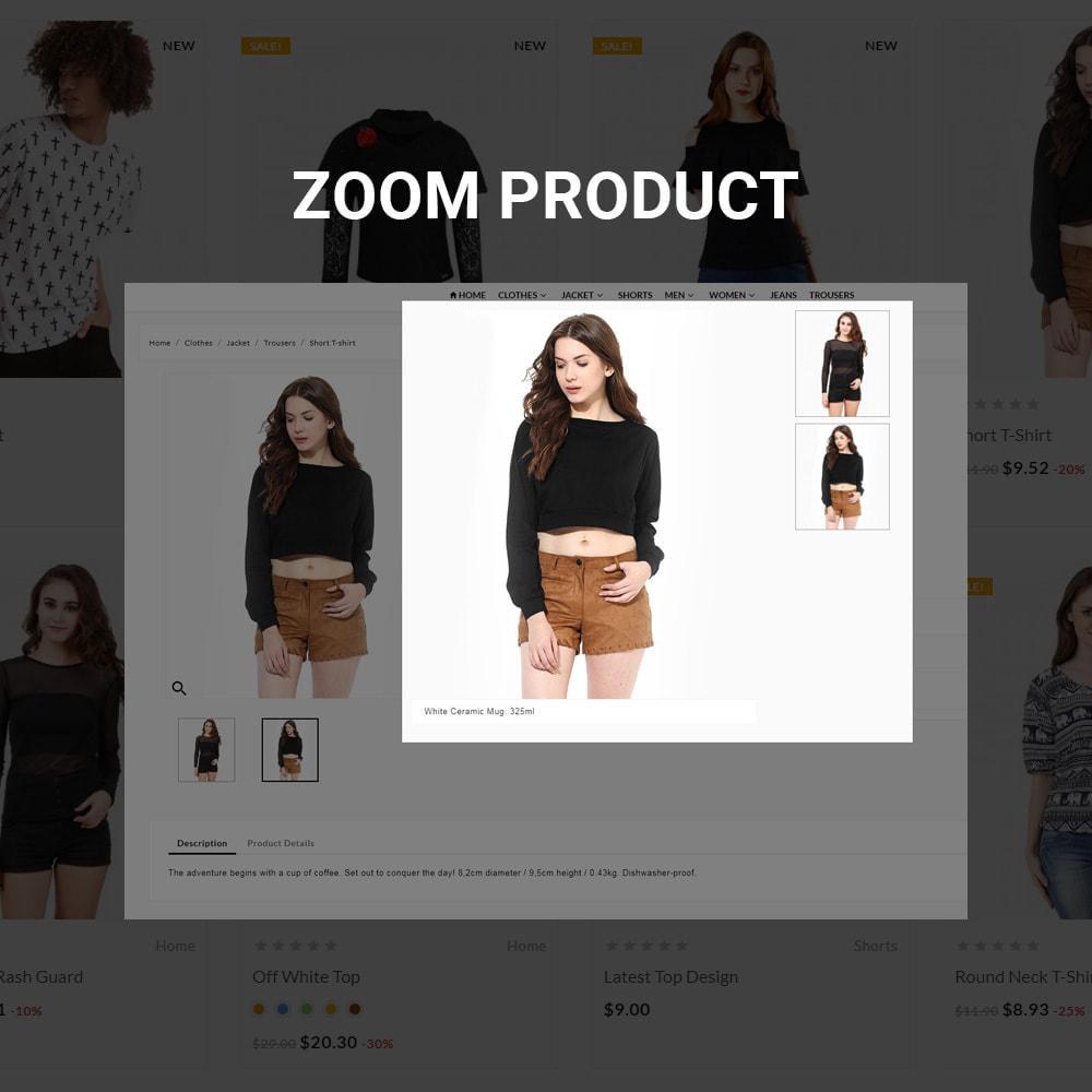 theme - Moda & Obuwie - Style Vautika Fashion Mega Shop - 6