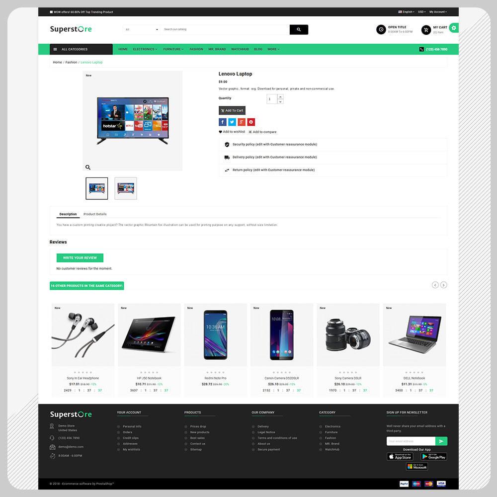 theme - Elektronika & High Tech - The Electronic – Electronic Large Shop - 4