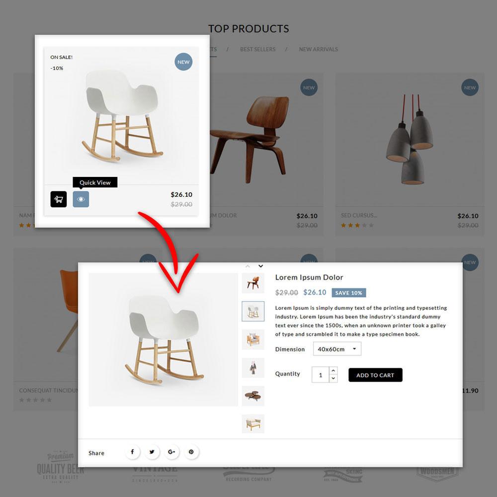 theme - Dom & Ogród - Furnica - Furniture Store - 8