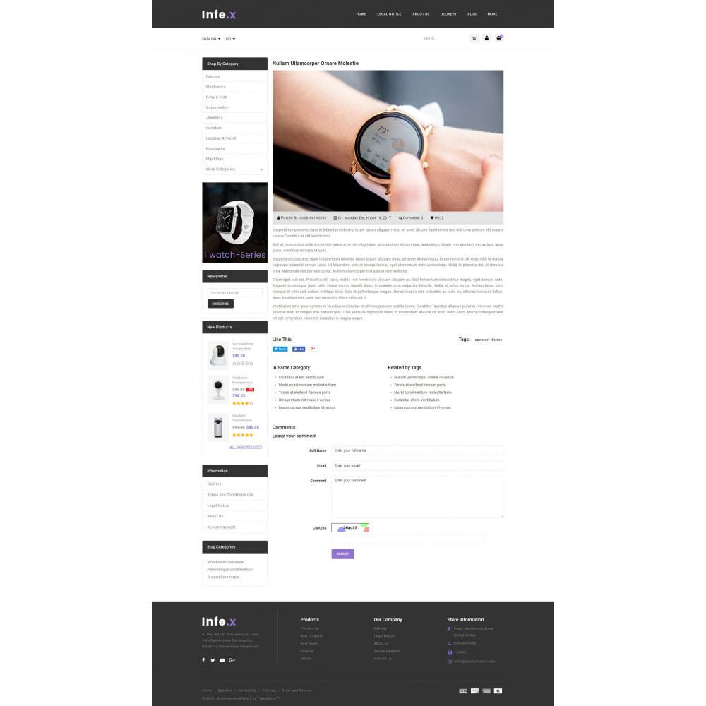 theme - Elektronika & High Tech - Infex - Electronic Store - 9