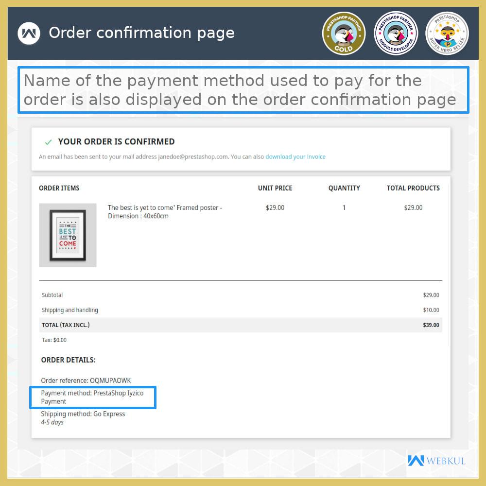 module - Pagamento con Carta di Credito o Wallet - Iyzico Payment Gateway - 5