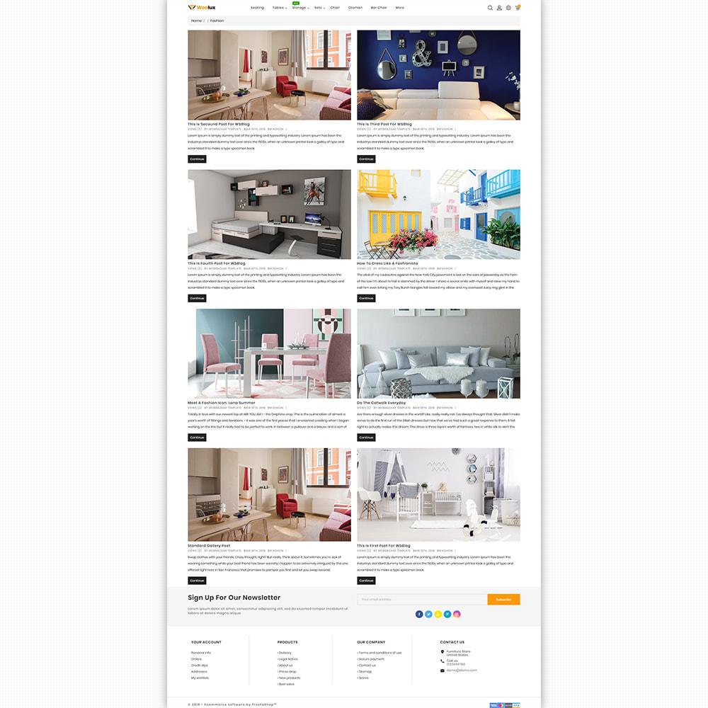 theme - Heim & Garten - Woolux - Furniture & Interior Home Decor - 8