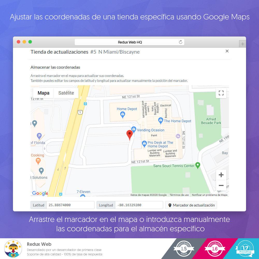 module - Internacionalización y Localización - Mapa de Tiendas Avanzadas - Google Maps - 11