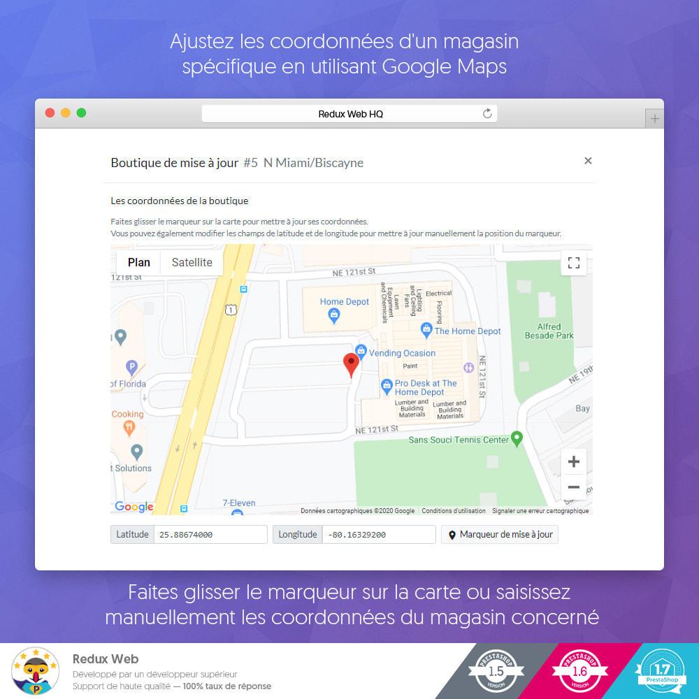 module - International & Localisation - Cartes Avancées pour les Boutiques - Google Maps - 12