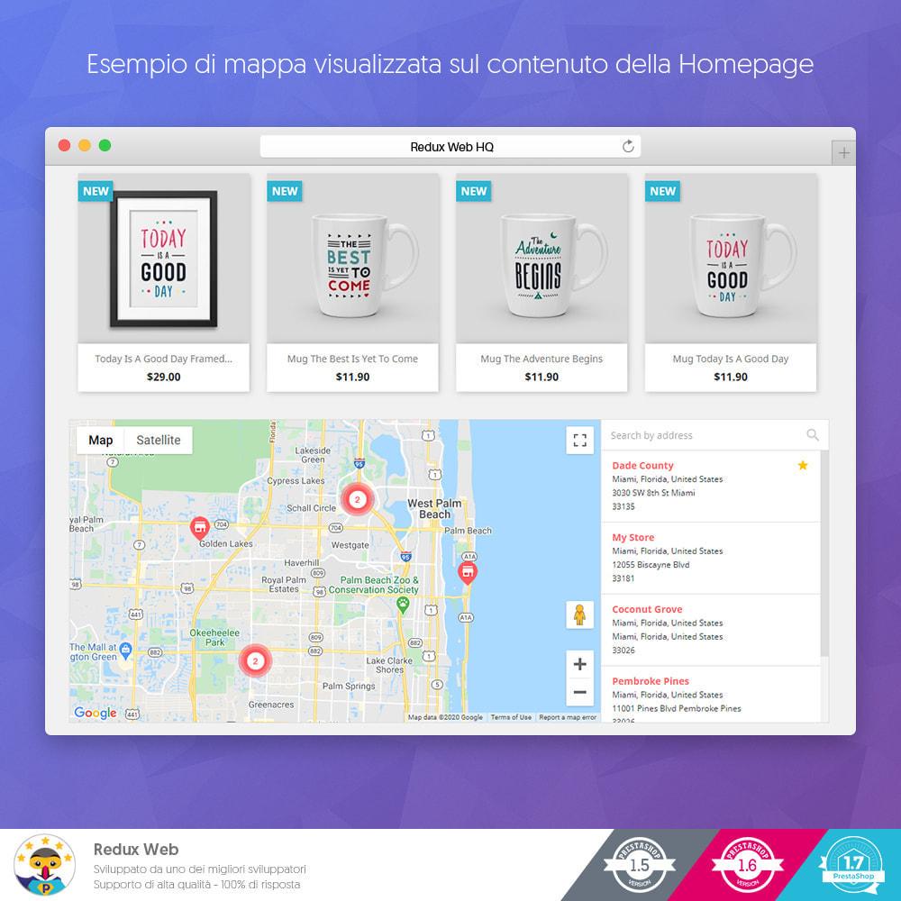 module - Lingue & Traduzioni - Mappa avanzata dei negozio - Google Maps - 15