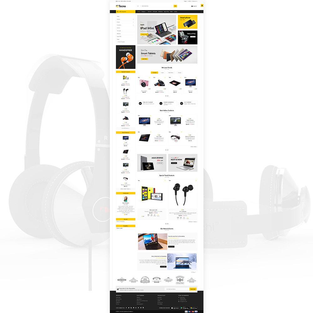 theme - Electrónica e High Tech - Tecno – The Electronic Multi Purpose Mall - 2