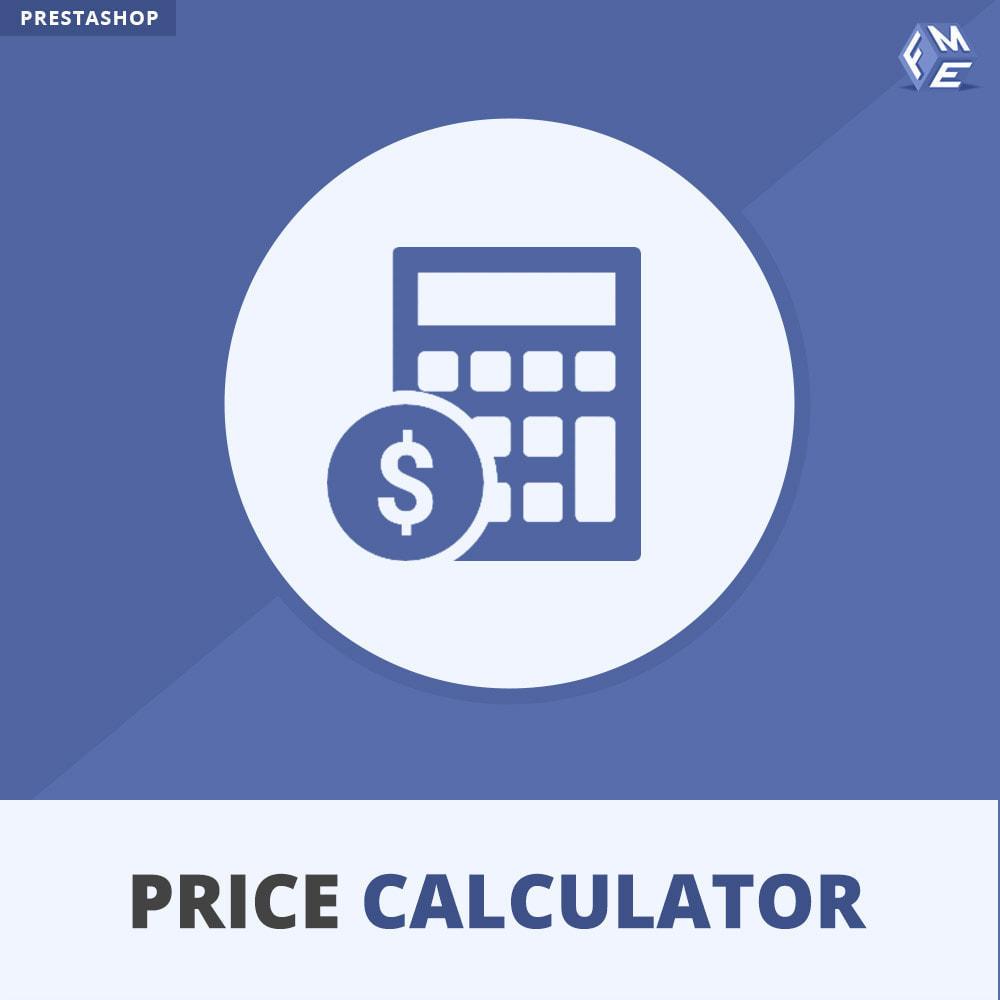 module - Rozmiary i jednostki - Dynamiczny kalkulator cen - 1
