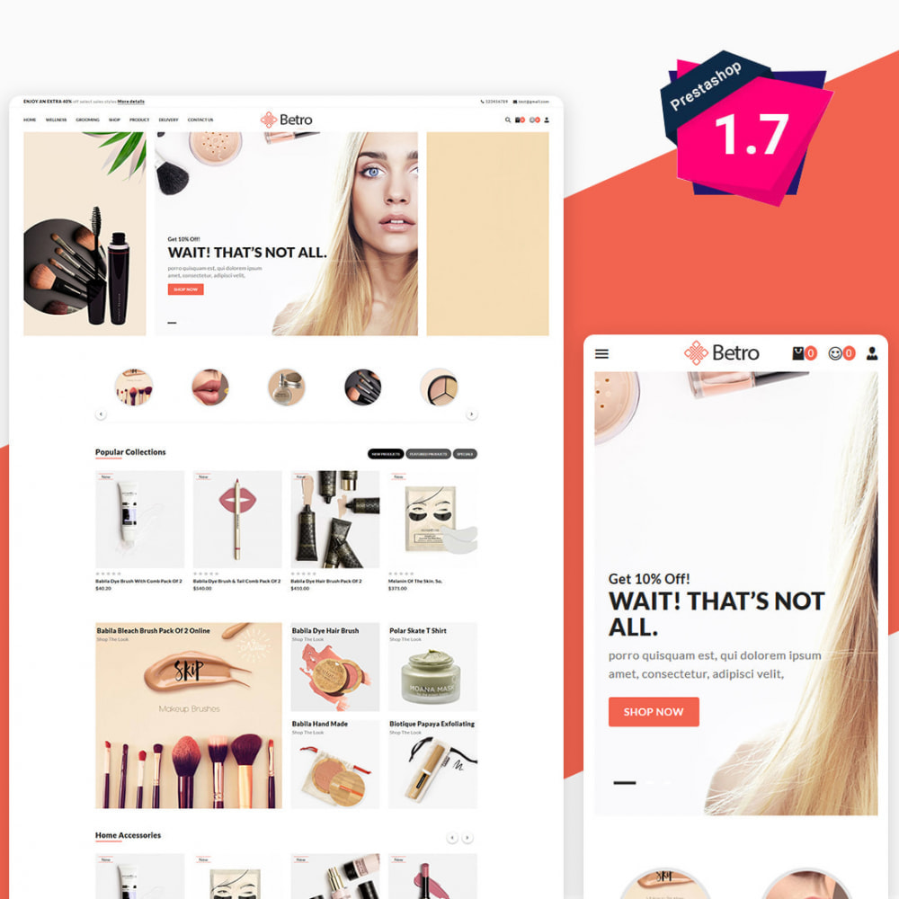 theme - Salud y Belleza - Betro - The Beauty Store - 2