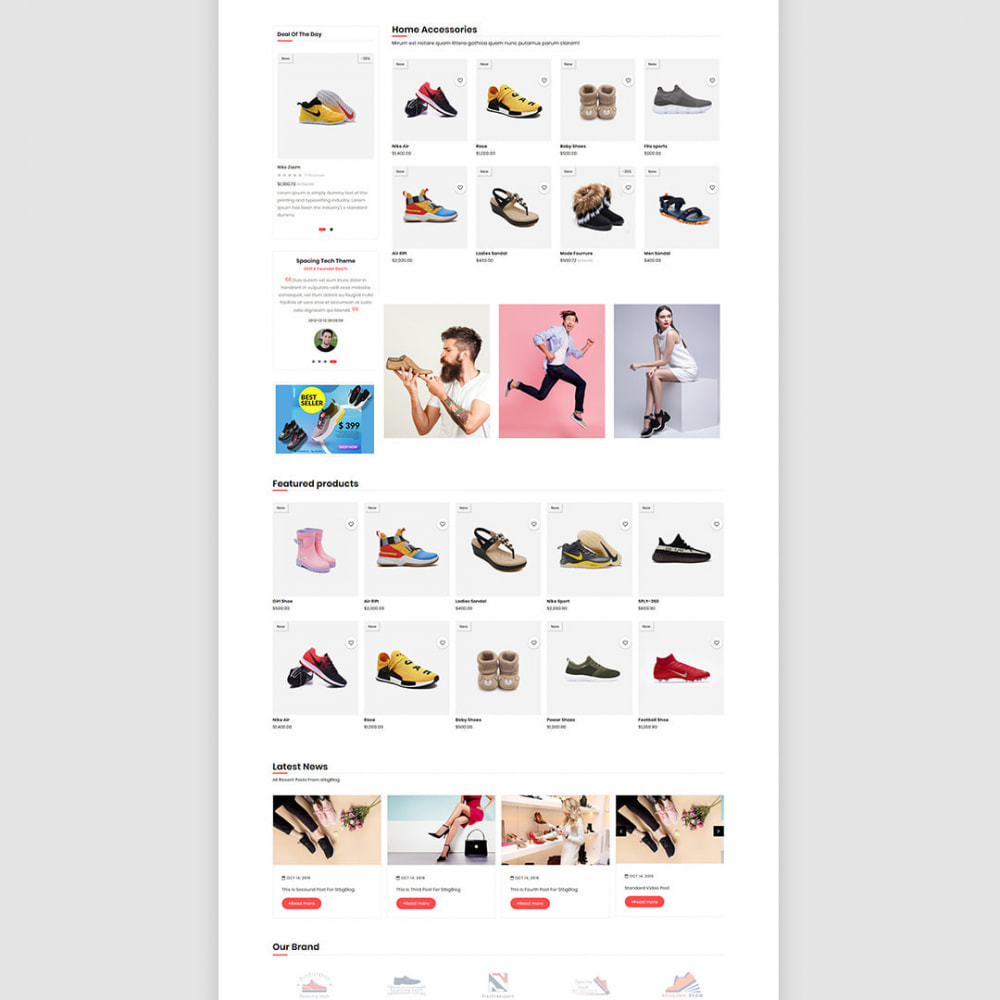 theme - Fashion & Shoes - Cshoes - The Shoes & Fashion Store - 4