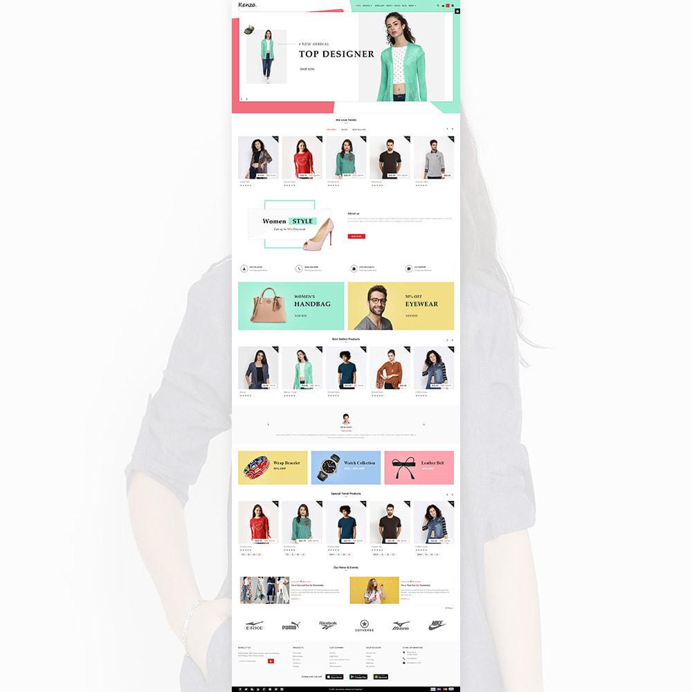 theme - Moda & Calzature - Kenzo - Stylo Fashion Shop - 2