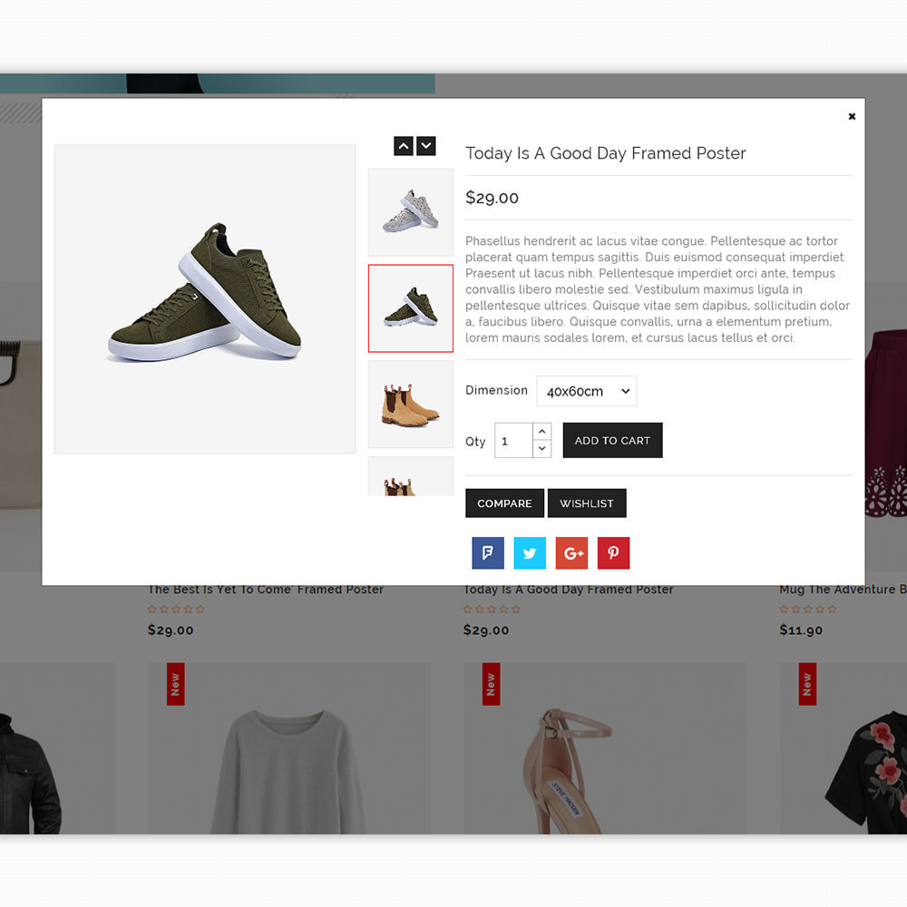 theme - Fashion & Shoes - LookLoop - Fashion & Lifestyle Store For Women & Men - 7