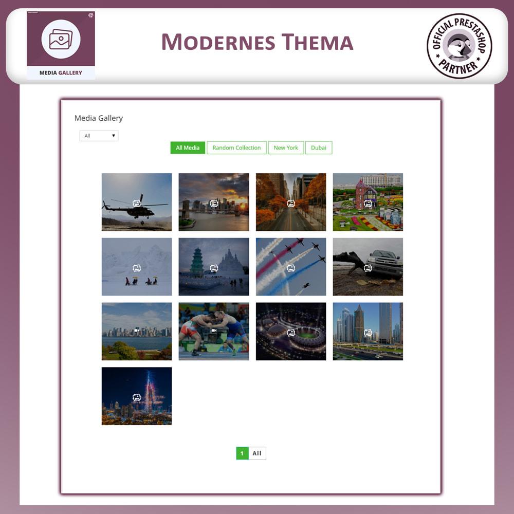 module - Digitale Produkt - Mediengalerie - Videogalerie - 2