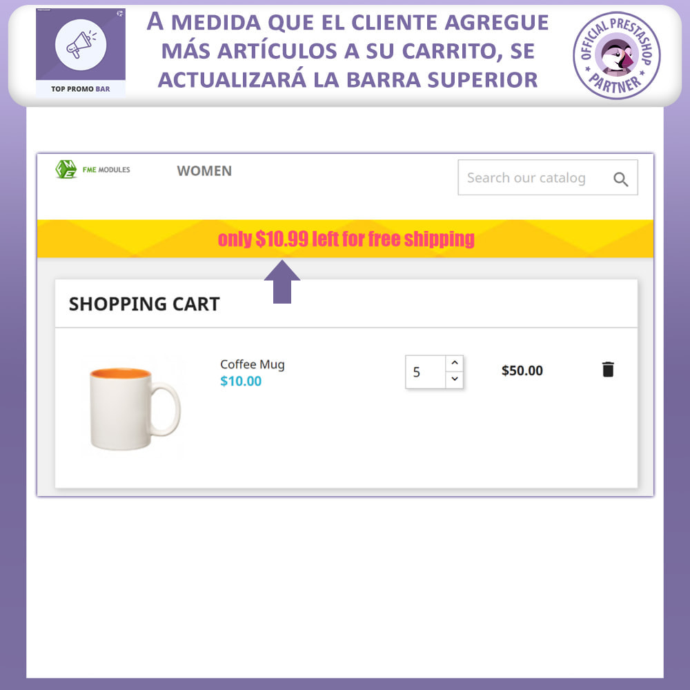 module - Bloques, Pestañas y Banners - Top Banner Advance - 4