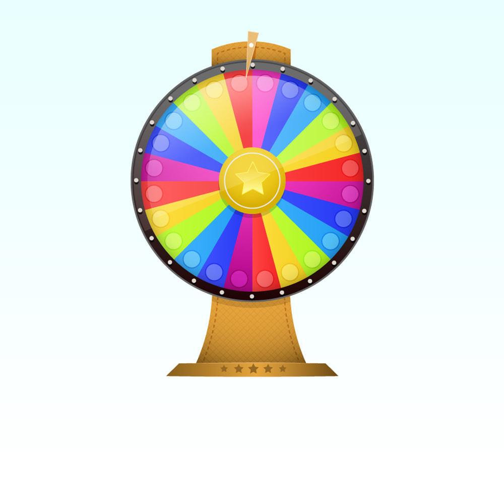 module - Jeux-concours - Roue de la Fortune, remises et cadeaux aux clients - 1