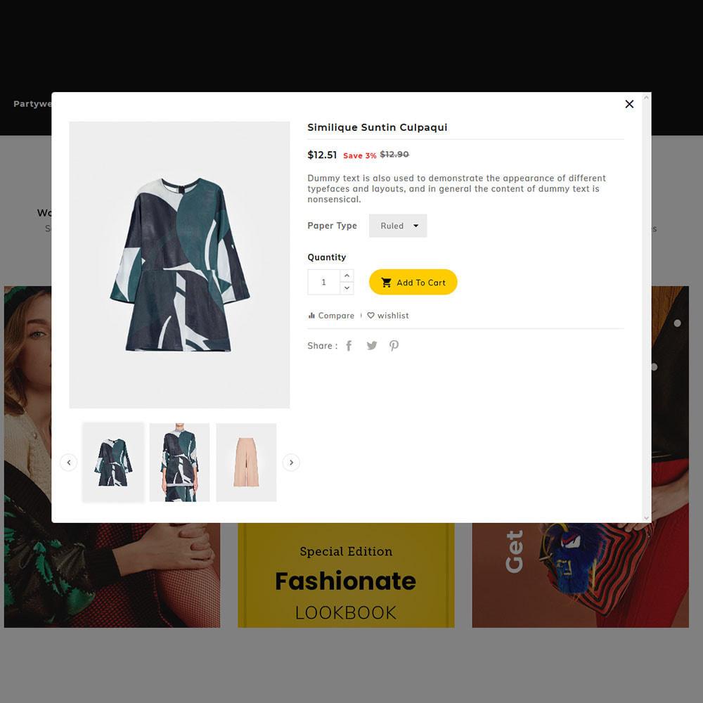 theme - Moda & Calçados - Arrow - Fashion Studio - 9