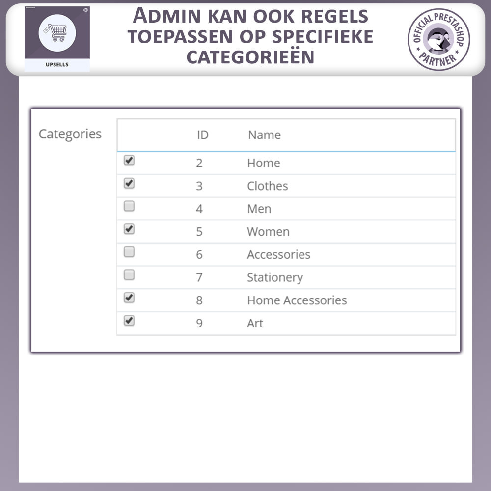 module - Kruisverkoop & Pakketaanbiedingen - Upsell-Producten - Duw Op Winkelwagen - 6
