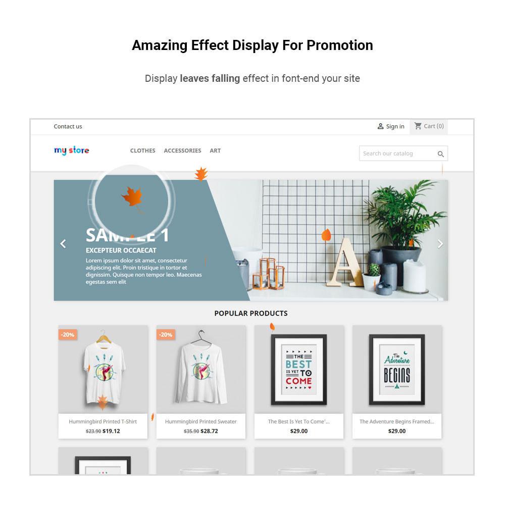 module - Personalização de página - Rb Add Effect - Multipurpose for Events & Promotions - 1