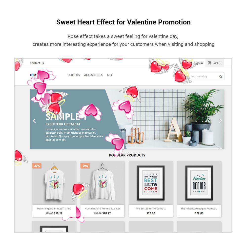 module - Personalização de página - Rb Add Effect - Multipurpose for Events & Promotions - 5