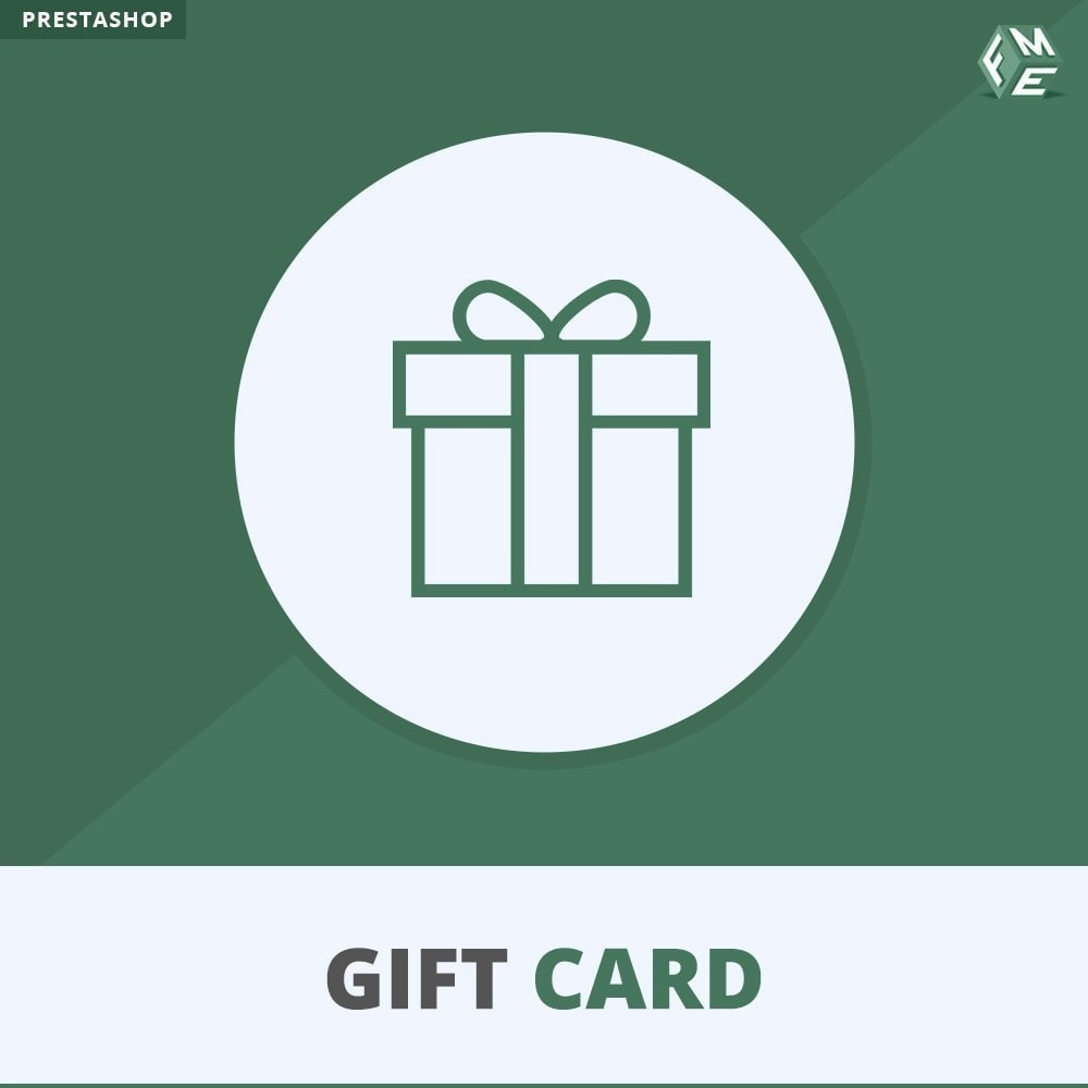 module - Whishlist & Gift Card - Carta Regalo - 1
