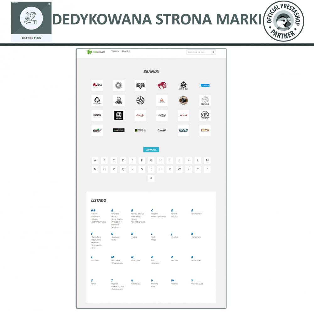 module - Marki & Producenci - Brands Plus - Karuzela reagujących marek i producentów - 7