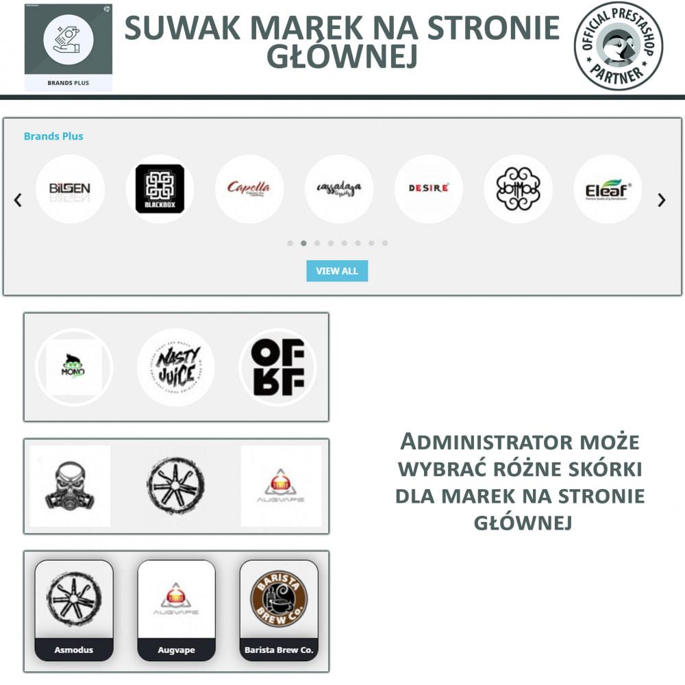 module - Marki & Producenci - Brands Plus - Karuzela reagujących marek i producentów - 3