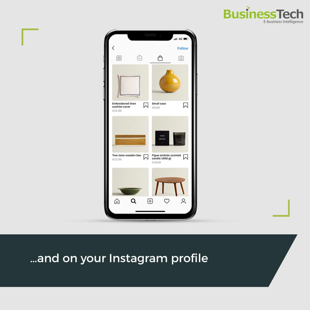 module - Produkte in Facebook & sozialen Netzwerken - Facebook Dynamic Ads + Pixel & Shops - 4